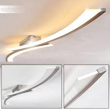 orgia led ceiling light led matte nickel h167817