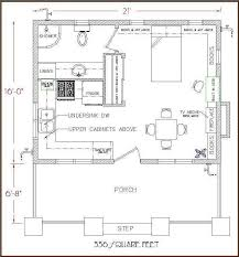 tiny bungalow house plans inspirational 287 best images about small space floor plans on
