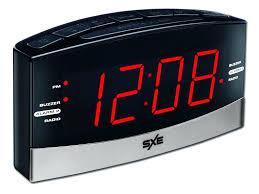 digital alarm clock radio bush horizon dab digital alarm clock radio reviews supersonic sc 371 digital