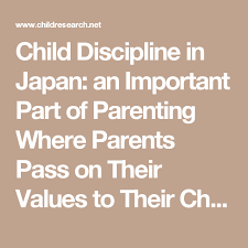 child discipline in an important part of parenting where  discipline children essay discipline is actually meant to determine a set of techniques for guiding a child s behavior and is also an important step in