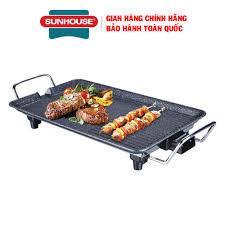Bếp nướng sunhouse shd-4607 không khói, bếp từ đa năng, vân đá nguyên khối,  nhập khẩu chính hãng hàn quốc, an toàn, hấp thụ nhiệt nhanh, có điều chỉnh  nhiệt. - Sắp