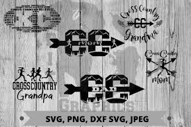 Svg can be used with: Cross Country Bundle Graphic By Pit Graphics Creative Fabrica