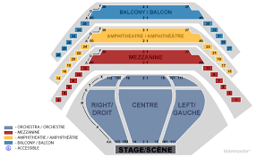 National Arts Centre Southam Hall Seating Chart Alec Baldwin On December 4 At 8 P M