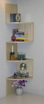 Decorative Kitchen Shelf Furniture Unique Design For Wall Shelf Set Office White Art