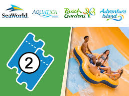 busch gardens admission. Wonderful Busch Two Park Tickets To Busch Gardens Tampa Bay In Admission N