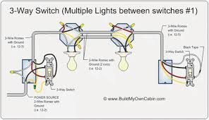 three way switch wiring diagrams three image wiring diagram for 3 way switch and 2 lights the wiring diagram on three way switch