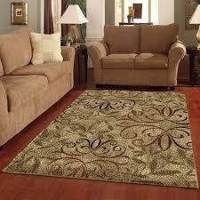 better homes and gardens iron fleur olefin area rug