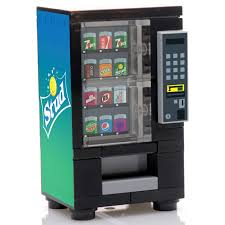 Cheap Soda Vending Machines For Sale Awesome Stud Custom LEGO Soda Vending Machine Build Better Bricks