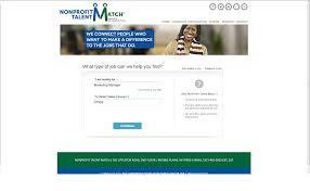 finding a nonprofit job talent match the nonprofit times talentmatch1