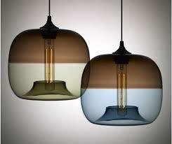 modern glass lighting. Glass Pendants Blown And On Pinterest Modern Pendant Lights Lighting E