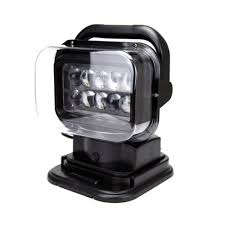 Hunting Lights For Sale Us 112 0 Hot Sale 360 Degree Remote Control Led Work Light 50w Led Search Lights Hunting Lights In Car Light Assembly From Automobiles