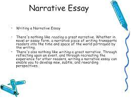 Narrative Essay Topics For High School Personal Writing Prompts