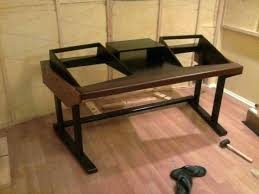 studio desk exotic recording studio desk recording studio desk plans queen wood bed recording