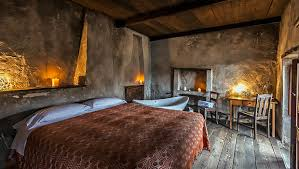 hotel rooms with fireplace