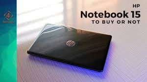 the <b>notebook 15</b> - review 2018 - YouTube