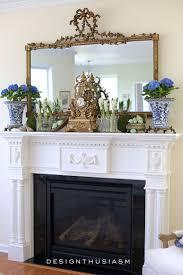 Diy Mantels For Fireplaces 60 Best Spring Mantels Images On Pinterest Fireplaces Mantle