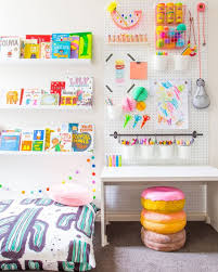 Practical, Creative, Decorative Pegboard Ideas for Bedroom