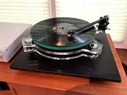 srm tech azure diy turntable using rega parts just add any
