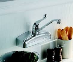 Where to a wall mount kitchen faucet The Delta 200 Retro