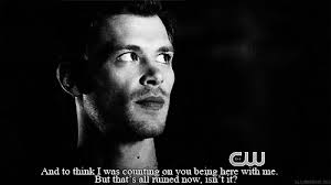 Klaus Mikaelson Quotes Google Search On We Heart It Inspiration Klaus Mikaelson Quotes