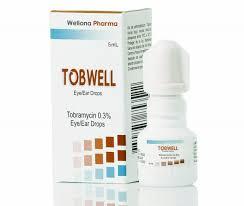 tobramycin eye drops manufacturer