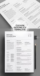 Minimalist Resume Template Awesome 48 Best Minimal Resume Templates Design Graphic Design Junction