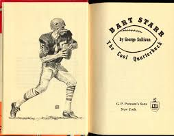 Cool Title Pages Packerville U S A Bart Starr The Cool Qb 1970