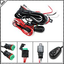 compare prices on ford wiring harness connectors online shopping Ford Wiring Harness Connectors deutsch dt dtp connectors relay harness wire kit with led light on off switch for ford wiring harness connector parts