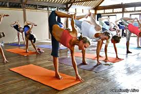10 best yoga studios in bali