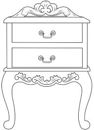 table clipart black and white. free digital stamps | - part 23 table clipart black and white