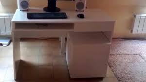 speakers desk. \ speakers desk