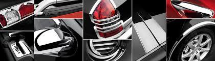 Chrome Accessories & Trim for Cars, Trucks, SUVs – CARiD.com
