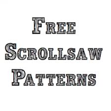 Free Scroll Saw Patterns Custom FREE SCROLLSAW PATTERNS Volker Arnold Wood You Believe Shop