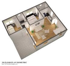 3D Floor Plans | 3D Floor Plan ISOMETRIC | SIMply the Sims | House ...