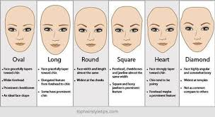 diffe hairstyles for rectangle face to flatter your shapes and hairstyles
