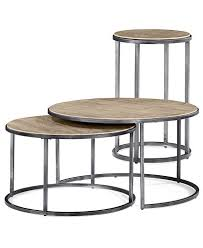 round nesting tables with monterey 2 piece set coffee table and end idea 16