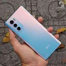Điện thoại LG Wing 8GB|128GB 5G - Màn hình xoay lật độc đáo