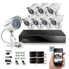 Exterior Cameras Home Security Minimalist Collection