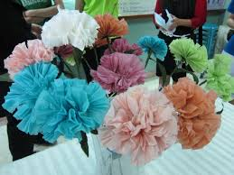 Flower Paper Mache Paper Mache Flowers Wanderlast