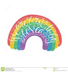 Gay Pride Quote Stock Vector Illustration Of Decor Graphic 58532161