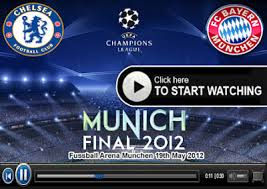 VIDEO CHELSEA VS BAYERN (YOUTUBE)