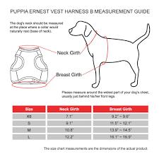 Puppia Para Hb1531 Be L Beige Ernest Harness B Pet Vest Harnesses