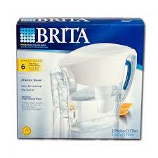 Brita OB32 Atlantis Water Filter Pitcher 42412