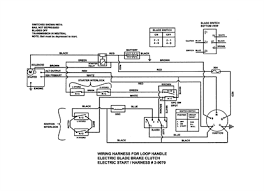snapper pro 48 pto swich wiring diagram mid 90s belt drive fixya hope this helps let me know