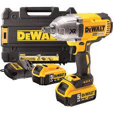 dewalt impact wrench. dcf899p2 18v - xr impact wrench 1/2\ dewalt