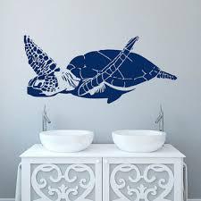turtle wall decal sea turtle wall