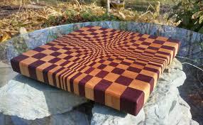 3d end grain cutting board plans. 3d end grain wooden cutting board - cool boards 3d plans a