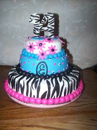 birthday cake for teen girls 14. Brilliant Girls Teenage Girl Zebra Cake  My First Print Turned Out Cute This Was A Birthday  For My 14 Yr Old Neice Covered In Buttercream And Fondant For Birthday Cake Teen Girls