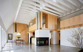 barn interior design. The Barn And Silo To Remain Contextual With Other Farm Buildings On Site. At Same Time, Design Team Radically Restructured Interior D