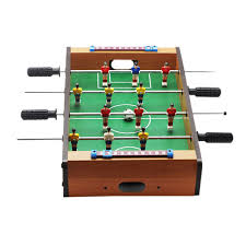 Miniature Wooden Foosball Table Game Online Shop Classic Wooden Table Soccer KidsParents Interaction 91